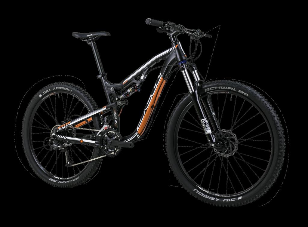 """xe đạp địa hình hai phuộc Jett Brew 27,5"""" Sport"""