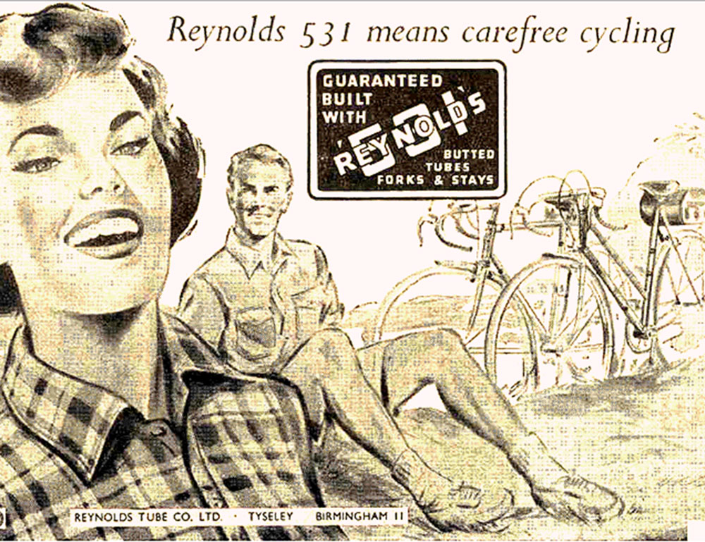 What is Reynolds 520 steel